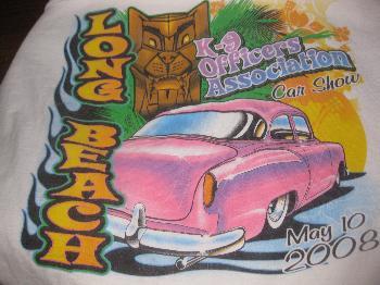 t shirt k9 2008