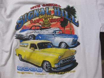 t shirt sig hill 2008