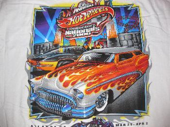 t shirt HW 2006